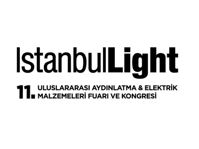 11. IstanbulLight Lighting Fair 19-22 September 2018